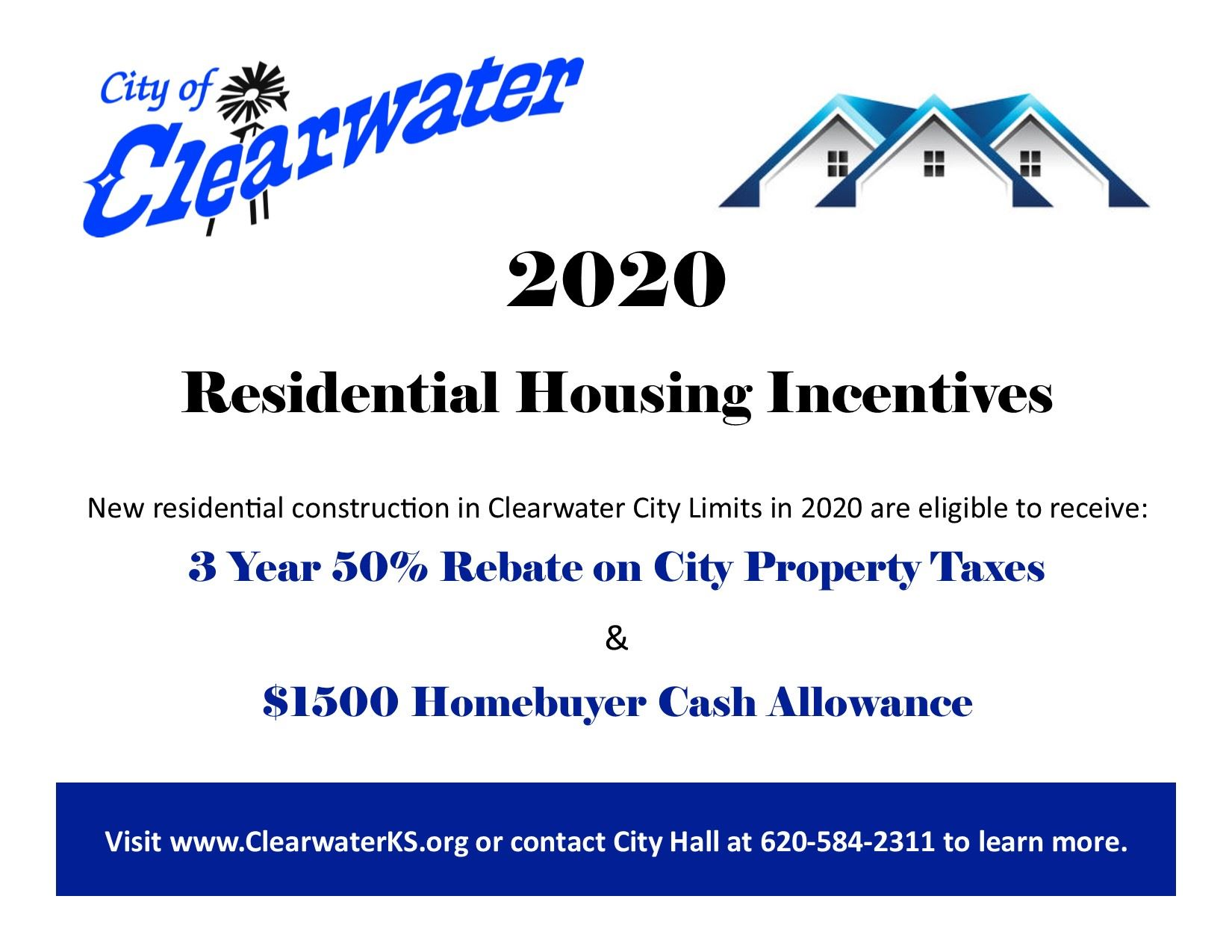 Housing Incentives 2020